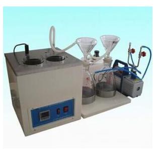 山东盛泰润滑油石油添加剂机械杂质度测定仪SH101