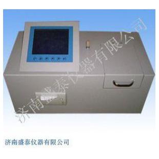 山東盛泰油品酸值測定儀SH108