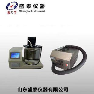 自动低温运动粘度仪