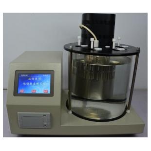 油品全自动运动粘度的测定解决方案(SH112C)