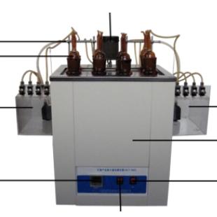 SH0023噴氣燃料銀片腐蝕測定儀