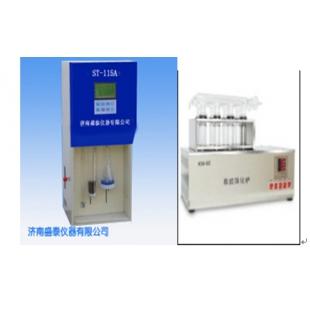 自动定氮仪