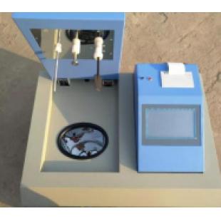 SH500C全自動觸屏油品熱量測定儀