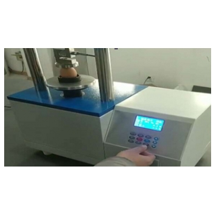 自动蛋壳强度测定的解决方案