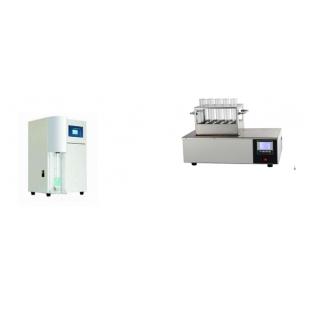 测定粗蛋白所需试剂及辅助常规仪器