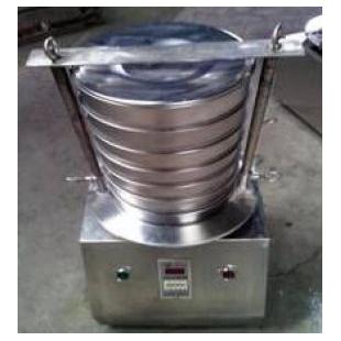 山东济南标准电动检验筛
