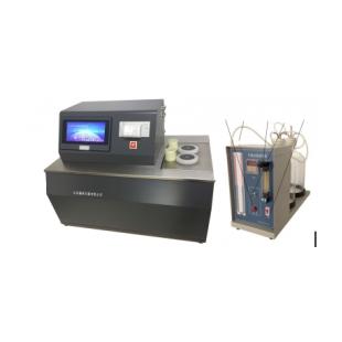 SH0248C全自动凝点冷滤点测定仪是以国家标准国家标准GB/T510《石油产品凝点测定法》与国家标