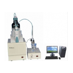 SH108C电位滴定法自动酸碱值仪