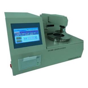 SH106B全自动开口闪点试验仪