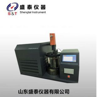 ST203B自动药液凝点测定仪