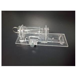 小鼠平板固定器 全透明实验