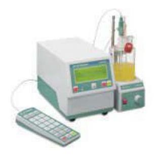 瑞士万通-831 KF 实用型库仑法卡氏水分测定仪