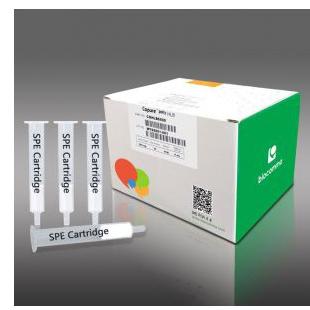 抗氧化剂检测专用柱 20支/盒 SPE固相萃取柱