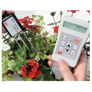 土壤水分/盐分/温度计|WET土壤三参数测定仪(温度 水分 电导率)