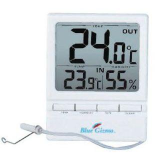 Blue Gizmo带控头的数字温湿度计BG-HT-03