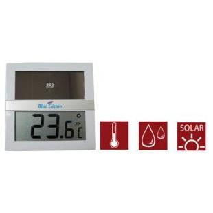 Blue Gizmo太阳能供电温湿度计BG-HTS-100