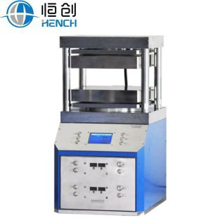 天津恒创立达HZG-600EG 500度自动加热压片机