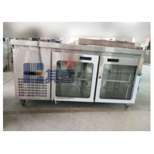 防爆冷藏冰箱帶操作臺BL-T1.5C