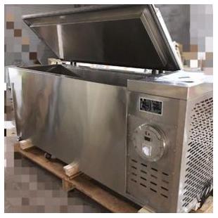 BL-D600DBW卧式不锈钢定制防爆冰箱低温-25℃