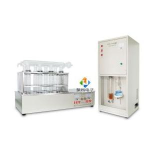 西安半自动凯氏定氮仪JTKDN-BS厂家直销