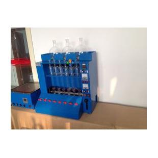 河南粗纤维测定仪JT-CXW-6现货供应