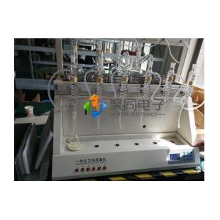 济南全自动蒸馏仪JTZL-6厂家直销