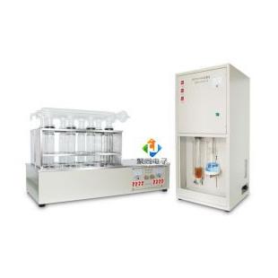 凯氏定氮装置JTKDN-AS普通防腐型