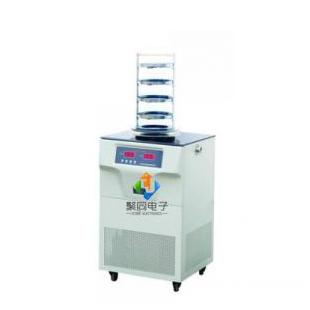 海南冷冻干燥机FD-1B-80压盖型冻干机