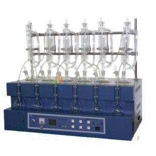 安徽二氧化硫蒸馏仪JTZL-8厂家直销