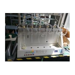成都万用一体化蒸馏仪JTZL-6二氧化硫检测