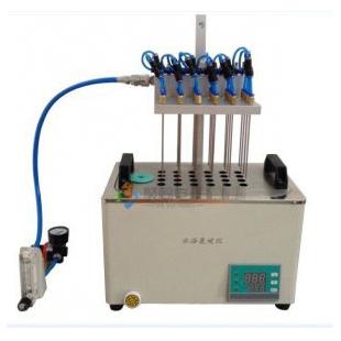 氮氣吹掃裝置DCY-12SL水浴氮吹儀