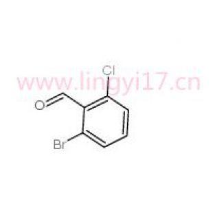 2-氯-6-溴苯甲醛,CAS号:64622-16-8