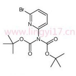 6-(二叔丁氧羰基氨基)-2-溴吡啶,CAS号:870703-61-0