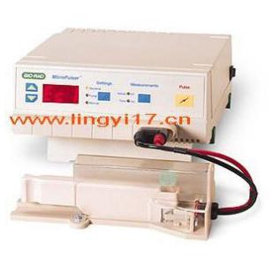 BIO-RAD电转化仪MicroPulser美国伯乐电穿孔仪1652100