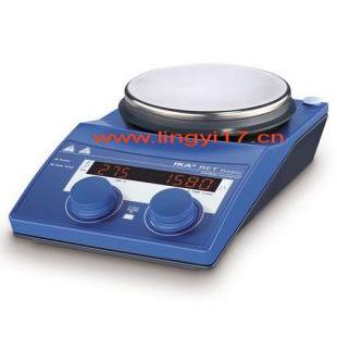 德国IKA RET基本型加热磁力搅拌器 (不锈钢, 安全温度控制型)