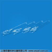100ul带有聚合物支脚的玻璃内插管、适配CNW8-425样品瓶