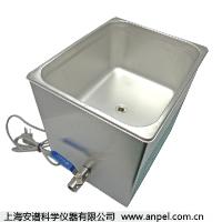 超声波清洗器,100W (带加热功能)
