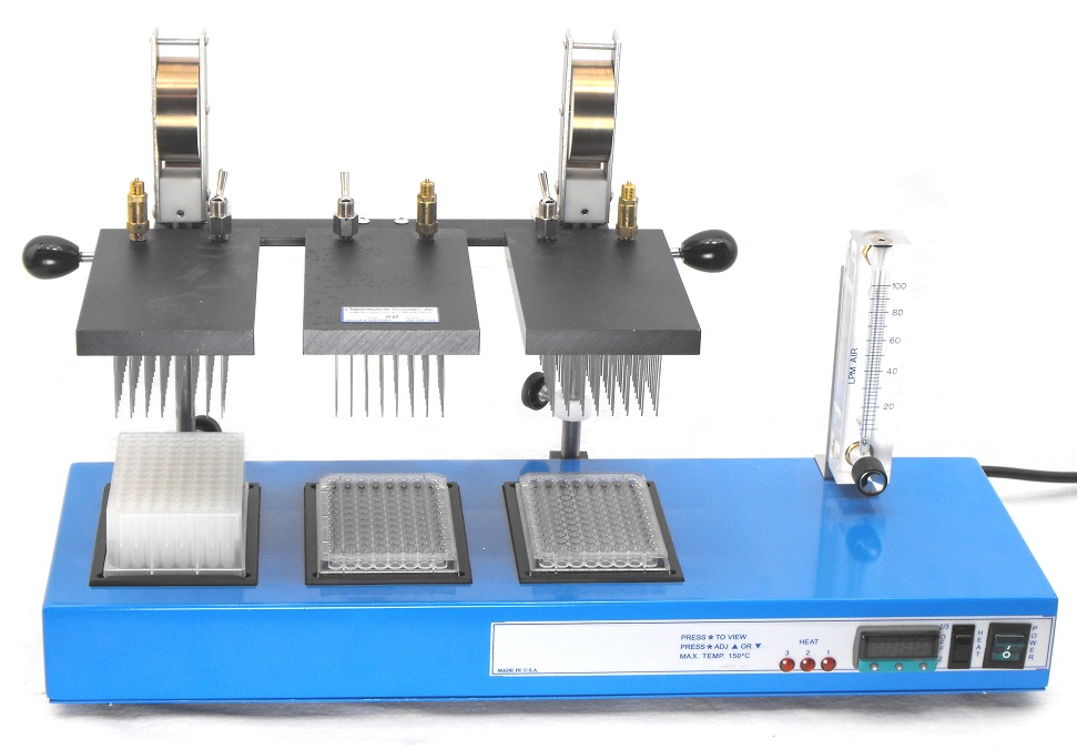 Micro-titer 三96微孔板氮吹儀