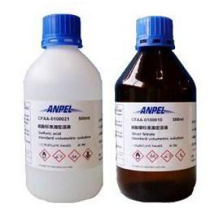 KMnO4标准滴定溶液500ml