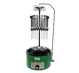 防腐型24位氮吹仪(含水浴锅)