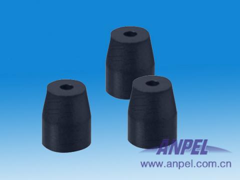 通用型石墨密封垫,ub8优游登录娱乐官网型,15%石墨 85%Vespel,用于MS检测器端