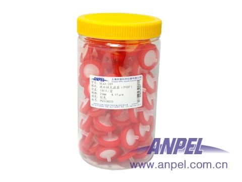 疏水性PVDF针式滤器