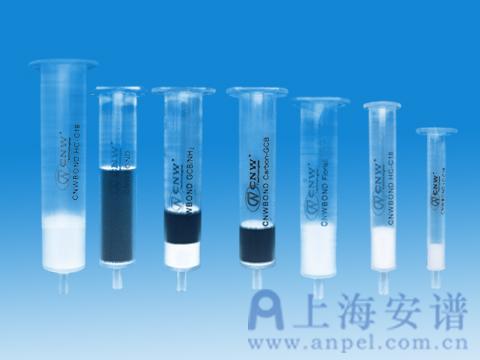 CNWBOND Carbon-GCB 石墨化碳黑 SPE 小柱