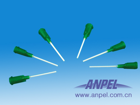 Needles - Polypropylene. For use with 16-port manifold