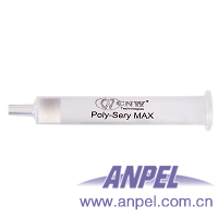 CNW Poly-Sery MAX 混合型阴离子交换 SPE 小柱