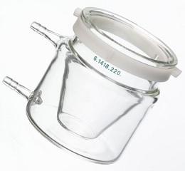 夹层滴定杯(带保温夹套),可用体积:20-90ml