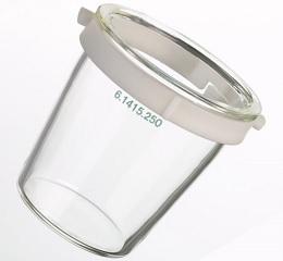 玻璃滴定杯,可用體積:50-150ml