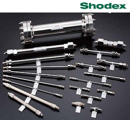 SH-75 GPC标准品套装(聚苯乙烯) 分子量 590000-7500000