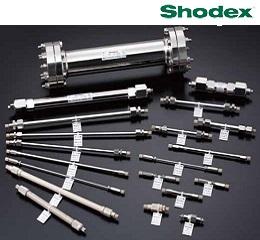 Shodex Asahipak GF-510 HQ 水溶性/油溶性兩用SEC柱