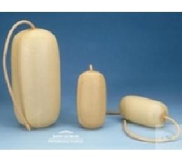 GAS SAMPLING BAGS, MADE OF RUBBER,  VOLUME 5 LITER